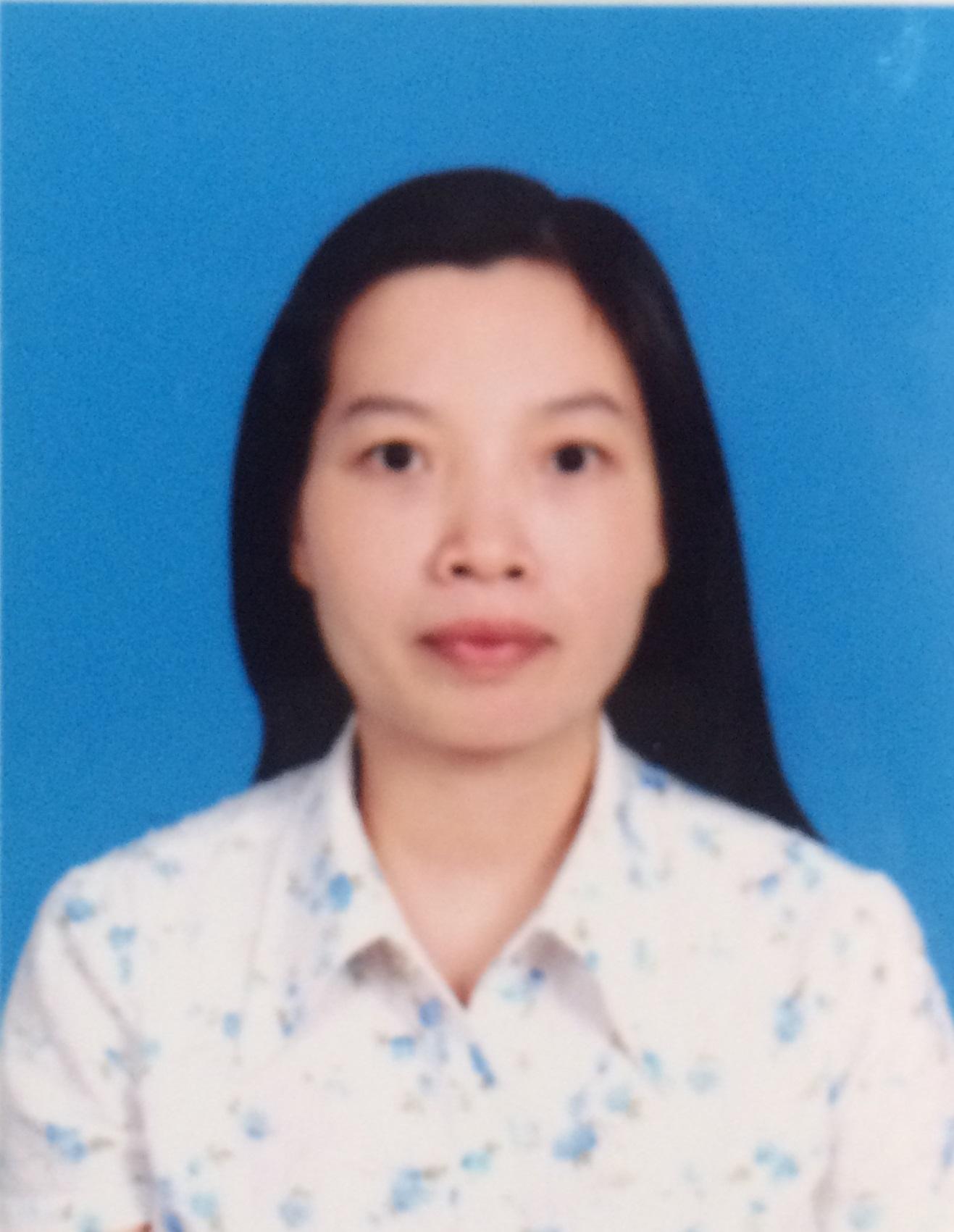 Phạm Thị Châu Giang